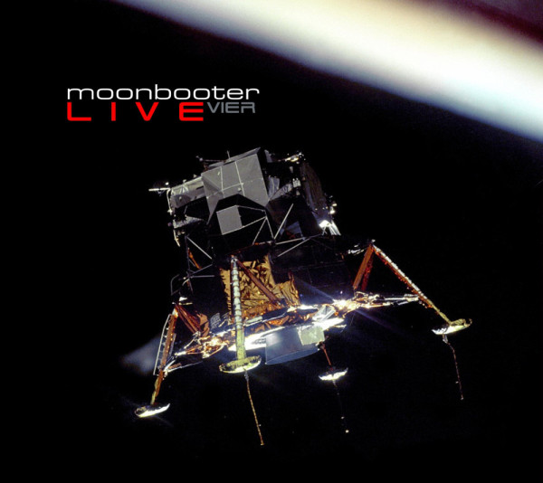 moonbooter - LIVE vier